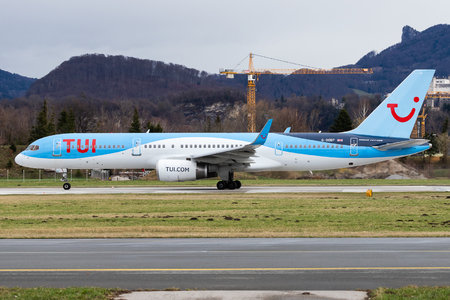 Boeing 757-200 - G-OOBP operated by TUIfly