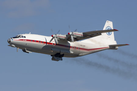 Antonov An-12BP - UR-CAK operated by Meridian Aviation