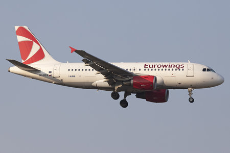 Airbus A319-112 - OK-REQ operated by Eurowings
