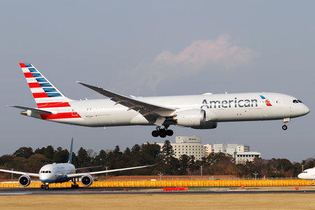 Boeing 787-9 Dreamliner - N839AA operated by American Airlines
