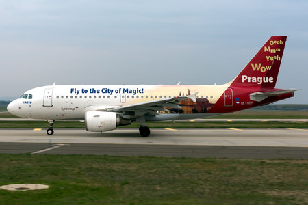 Airbus A319-112 - OK-NEP operated by Eurowings