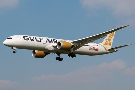 Boeing 787-9 Dreamliner - A9C-FB operated by Gulf Air