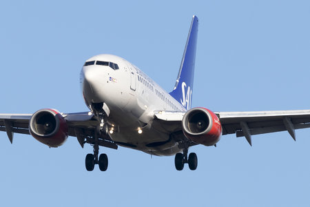 Boeing 737-600 - LN-RGK operated by Scandinavian Airlines (SAS)