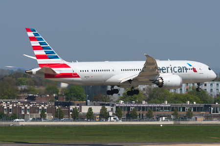 Boeing 787-8 Dreamliner - N801AC operated by American Airlines