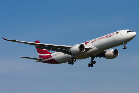 Airbus A330-941N - 3B-NBU operated by Air Mauritius
