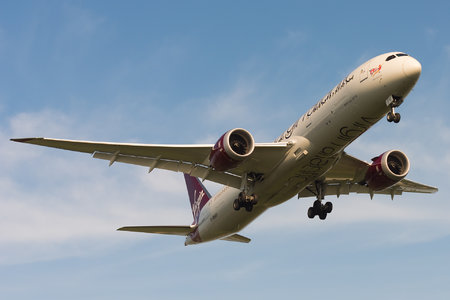 Boeing 787-9 Dreamliner - G-VMAP operated by Virgin Atlantic Airways