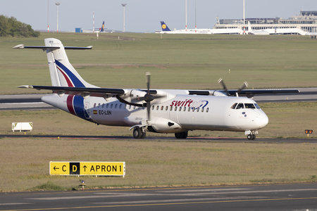 ATR 72-202 - EC-LSN operated by Swiftair