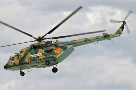 Mil Mi-17V-5 - 19 operated by Kazakhstan Air Defence Force