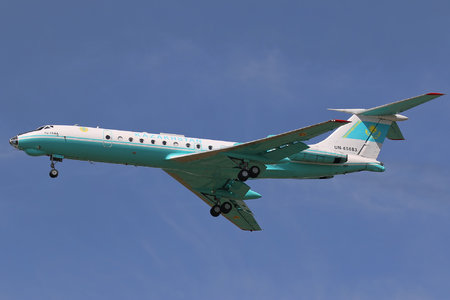 Tupolev Tu-134A - UN-65683 operated by Kazakhstan - Government