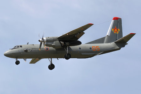 Antonov An-26 - 05 operated by Kazakhstan - Government