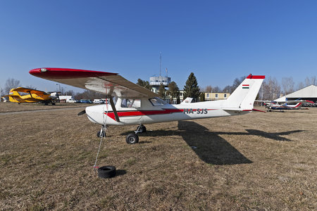Cessna 150 - HA-SJS operated by Multifly Kft.