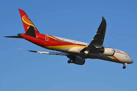 Boeing 787-9 Dreamliner - B-7880 operated by Hainan Airlines