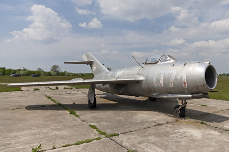 Mikoyan-Gurevich MiG-15bis - 071 operated by Magyar Néphadsereg (Hungarian People's Army)