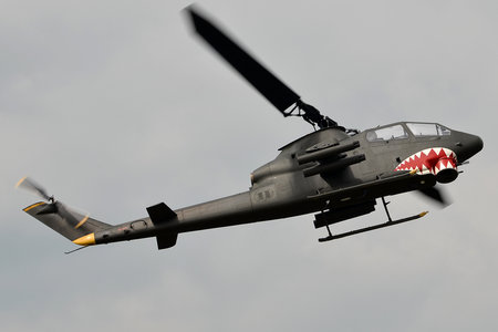 Bell TAH-1P Cobra - OK-AHC operated by HELI CZECH s.r.o.