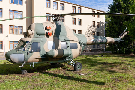 Mil Mi-2 - 7835 operated by Magyar Légierő (Hungarian Air Force)