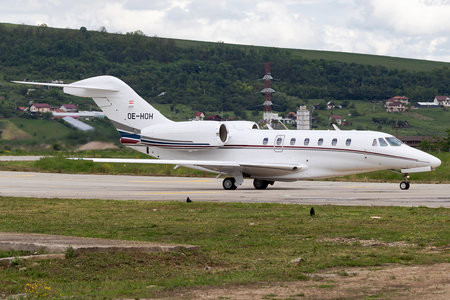 Cessna 750 Citation X - OE-HOH operated by Avcon Jet