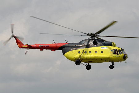 Mil Mi-8T - OM-AVS operated by UTair Aviation