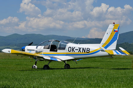 Zlin Z-142C - OK-XNB operated by D FLIGHT s.r.o.