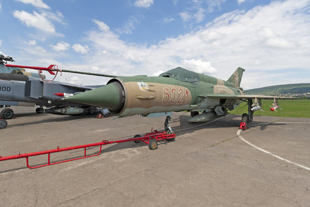 Mikoyan-Gurevich MiG-21bis - 6021 operated by Magyar Légierő (Hungarian Air Force)