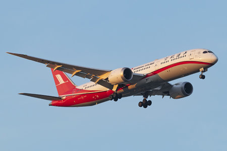 Boeing 787-9 Dreamliner - B-1111 operated by Shanghai Airlines