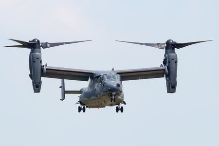 Bell Boeing CV-22B Osprey - 12-0063 operated by US Air Force (USAF)