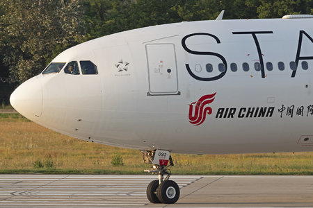 Airbus A330-243 - B-6093 operated by Air China