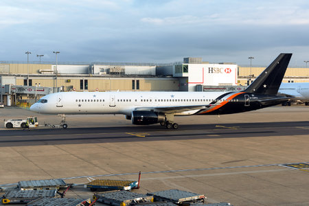 Boeing 757-200 - G-ZAPX operated by Titan Airways