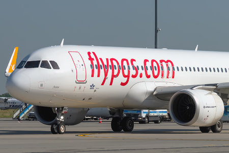 Airbus A320-251N - TC-NBZ operated by Pegasus Airlines