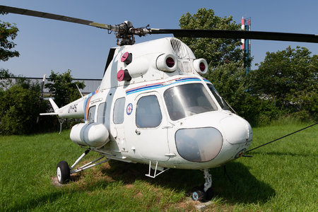 Mil Mi-2 - OM-PIS operated by Private operator