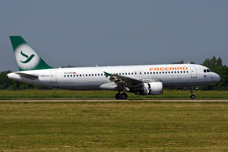 Airbus A320-214 - TC-FHY operated by Freebird Airlines