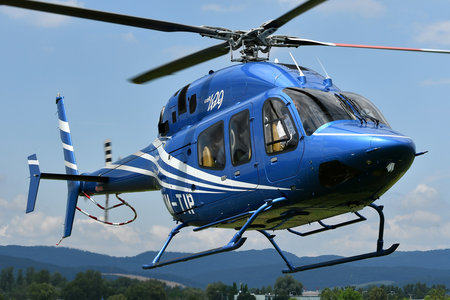 Bell 429 - OM-TIP operated by Private operator