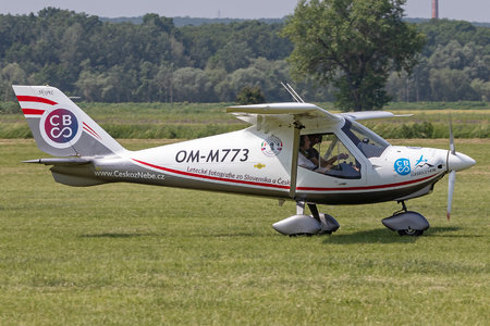 Tomark GT-9 Skyper - OM-M773 operated by Private operator