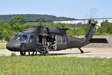 Sikorsky UH-60M Black Hawk - 7642 operated by Vzdušné sily OS SR (Slovak Air Force)