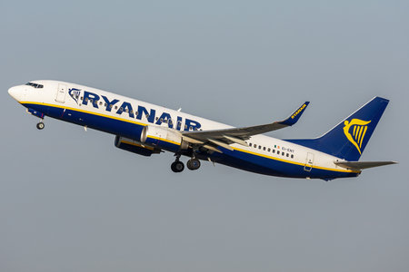 Boeing 737-800 - EI-ENT operated by Ryanair