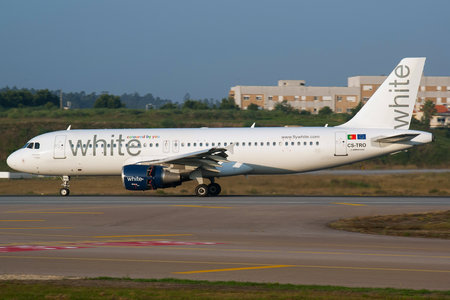 Airbus A320-214 - CS-TRO operated by White Airways