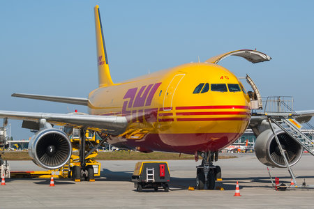 Airbus A300F4-622R - D-AEAO operated by DHL (European Air Transport)
