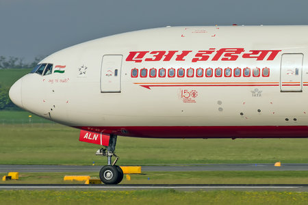 Boeing 777-300ER - VT-ALN operated by Air India