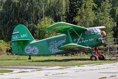 PZL-Mielec An-2TD - HA-ABC operated by Private operator