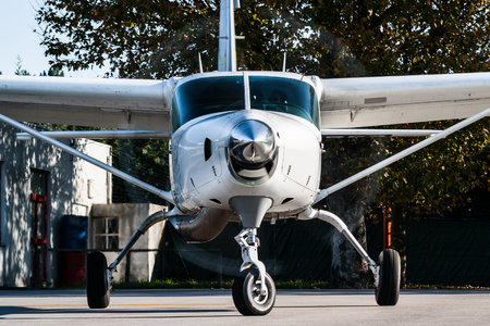 Cessna 208B Grand Caravan - D-FSRT operated by Private operator