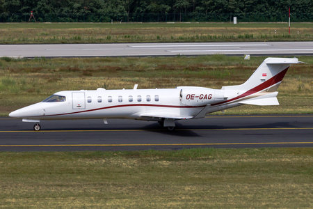Bombardier Learjet 75 - OE-GAG operated by International Jet Management