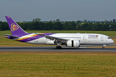 Boeing 787-8 Dreamliner - HS-TQC operated by Thai Airways