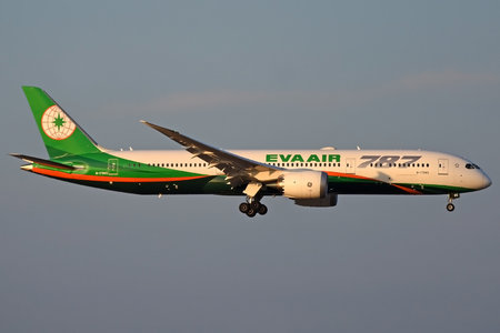 Boeing 787-9 Dreamliner - B-17885 operated by EVA Air