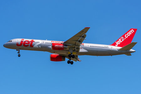 Boeing 757-200 - G-LSAI operated by Jet2