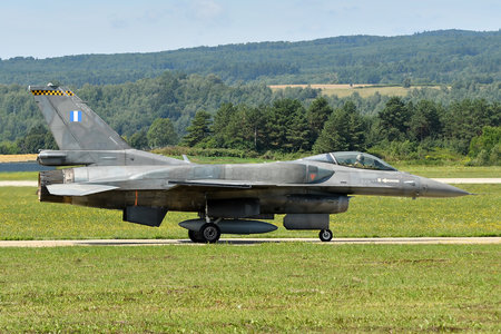 Lockheed Martin F-16CJ Fighting Falcon - 537 operated by Polemikí Aeroporía (Hellenic Air Force)