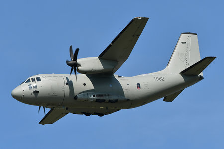 Leonardo C-27J Spartan - 1962 operated by Vzdušné sily OS SR (Slovak Air Force)