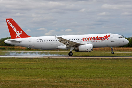 Airbus A320-231 - ZS-GAR operated by Corendon Airlines