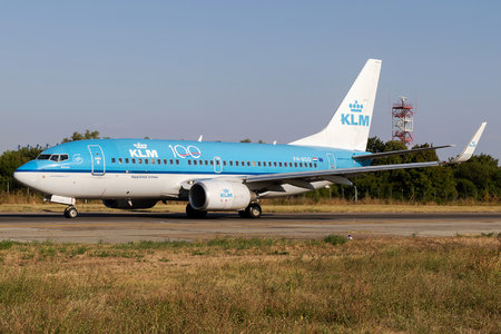 Boeing 737-700 - PH-BGQ operated by KLM Royal Dutch Airlines