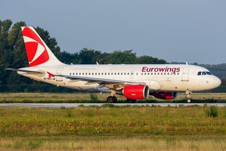 Airbus A319-112 - OK-NEO operated by Eurowings
