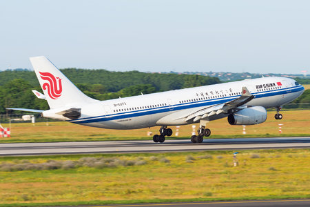 Airbus A330-243 - B-6073 operated by Air China