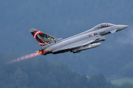 Eurofighter Typhoon S - 7L-WB operated by Österreichische Luftstreitkräfte (Austrian Air Force)